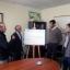 Visita a Foz do presidente de Portos de Galicia, José Juan Durán