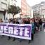 Foz acolleu hoxe a marcha Camiño en igualdade organizada polo Concello para conmemorar o día contra a Violencia de Xénero.
